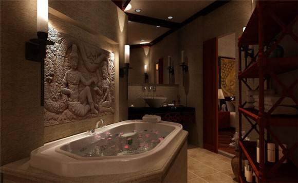 上海水疗SPA会所-体验男士SPA会所轻奢休闲的奢华与雅致