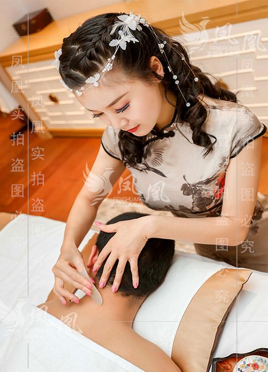 和朋友去了家南京男士按摩Spa保健会所,体验极致养生spa